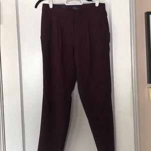 Aritzia work trousers